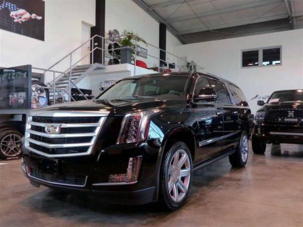 Cadillac Escalade Premium ESV 2015 8rych, foto 1 Auto – moto , Automobily | spěcháto.cz - bazar, inzerce zdarma