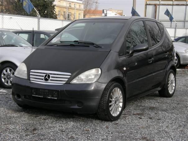 Mercedes-Benz Třída A A 170 CDI Avantgarde, foto 1 Auto – moto , Automobily | spěcháto.cz - bazar, inzerce zdarma