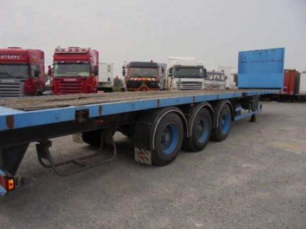 BSS Metaco  SD 338, foto 1 Užitkové a nákladní vozy, Přívěsy a návěsy | spěcháto.cz - bazar, inzerce zdarma