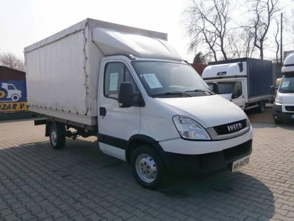 Iveco Daily 35S14 VALNÍK PLACHTA ROLOVAČKA SERV, foto 1 Užitkové a nákladní vozy, Do 7,5 t | spěcháto.cz - bazar, inzerce zdarma