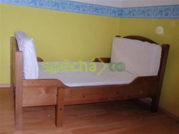 Ikea dětská postel rostoucí