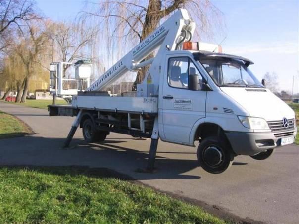 411 CDI Prac. plošina Bison, foto 1 Užitkové a nákladní vozy, Nad 7,5 t | spěcháto.cz - bazar, inzerce zdarma