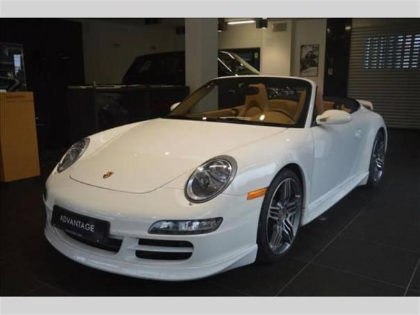 Porsche 911 3.8 997 Carrera S Cabrio  SKLA, foto 1 Auto – moto , Automobily | spěcháto.cz - bazar, inzerce zdarma