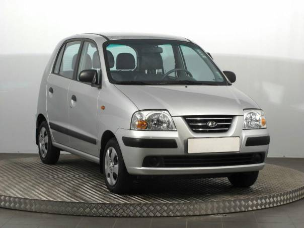 Hyundai Atos 1.0i, foto 1 Auto – moto , Automobily | spěcháto.cz - bazar, inzerce zdarma