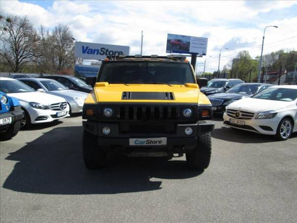 Hummer H2 0,0 6L V8, foto 1 Auto – moto , Automobily | spěcháto.cz - bazar, inzerce zdarma