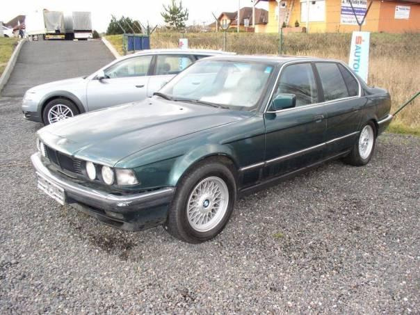 BMW Řada 7 750i, foto 1 Auto – moto , Automobily | spěcháto.cz - bazar, inzerce zdarma