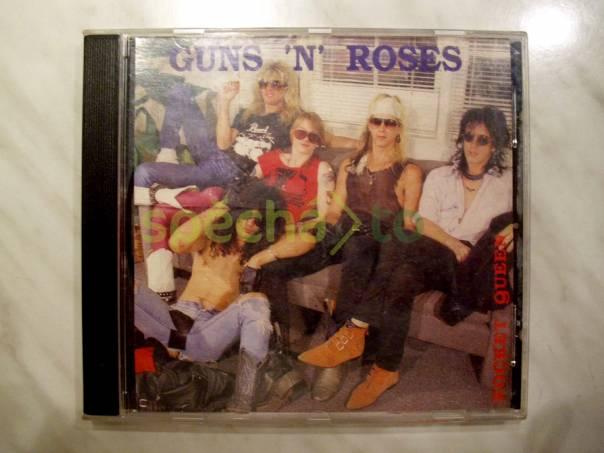 Guns N' Roses - Rocket Queen , foto 1 Hobby, volný čas, Hudba | spěcháto.cz - bazar, inzerce zdarma