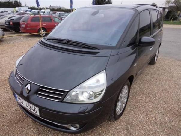Renault Espace 2.0 DCi max. výbava,garance km, foto 1 Auto – moto , Automobily | spěcháto.cz - bazar, inzerce zdarma