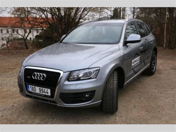 Audi Q5 3,0 TDI -4x4- S-line- DPH - ČR, foto 1 Auto – moto , Automobily | spěcháto.cz - bazar, inzerce zdarma