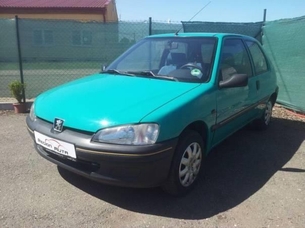 Peugeot 106 1.0i 33 kW, foto 1 Auto – moto , Automobily | spěcháto.cz - bazar, inzerce zdarma