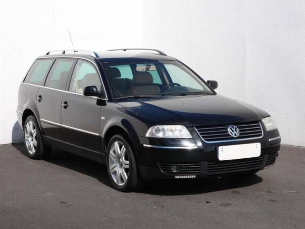 Volkswagen Passat  2.5 TDI V6, Serv.kniha, 4x4, foto 1 Auto – moto , Automobily | spěcháto.cz - bazar, inzerce zdarma