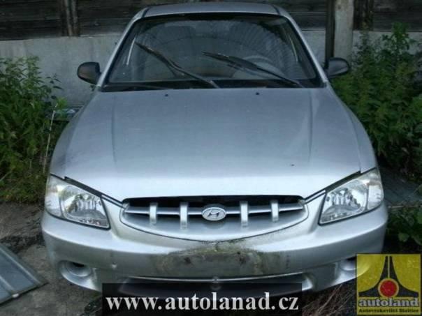 Hyundai Accent 1,3, foto 1 Náhradní díly a příslušenství, Ostatní | spěcháto.cz - bazar, inzerce zdarma