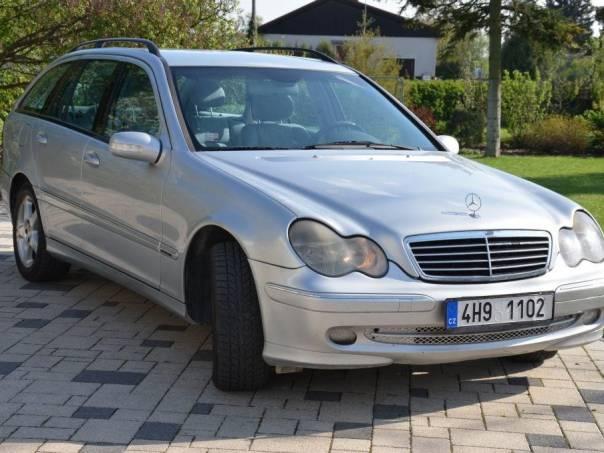 Mercedes-Benz Třída C 270 CDi ELEGANCE, foto 1 Auto – moto , Automobily | spěcháto.cz - bazar, inzerce zdarma