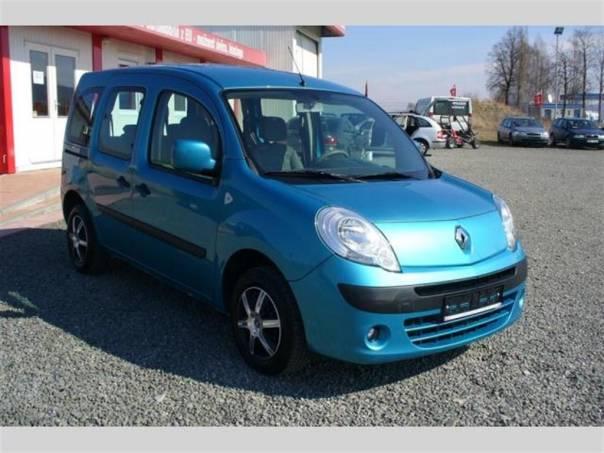 Renault Kangoo 1.5 dCi, servis, klima, tažný,.., foto 1 Auto – moto , Automobily | spěcháto.cz - bazar, inzerce zdarma