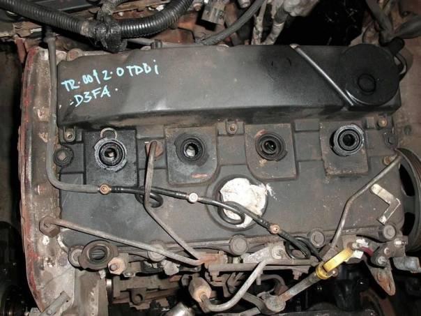 Ford Transit motor, foto 1 Náhradní díly a příslušenství, Užitkové a nákladní vozy | spěcháto.cz - bazar, inzerce zdarma