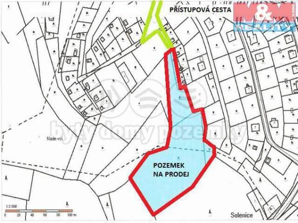 Prodej pozemku, Solenice, foto 1 Reality, Pozemky | spěcháto.cz - bazar, inzerce