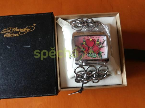 Originální hodinky ED Hardy v krásném balení  16785604f93