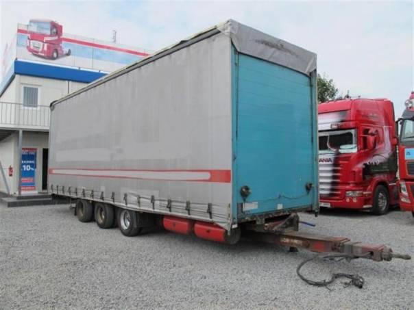 SOMMER ZP 24T, foto 1 Užitkové a nákladní vozy, Přívěsy a návěsy | spěcháto.cz - bazar, inzerce zdarma