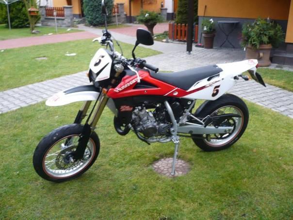 Husqvarna SM 2009, foto 1 Auto – moto , Motocykly a čtyřkolky | spěcháto.cz - bazar, inzerce zdarma