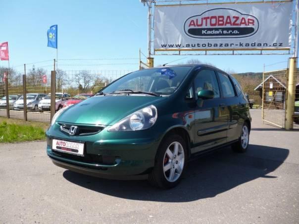 Honda Jazz 1,3i KLIMA, foto 1 Auto – moto , Automobily | spěcháto.cz - bazar, inzerce zdarma