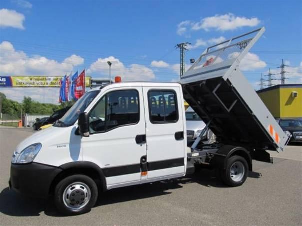 Iveco Daily 35 C12 D sklopka sklápěč 7míst HYD., foto 1 Užitkové a nákladní vozy, Do 7,5 t | spěcháto.cz - bazar, inzerce zdarma