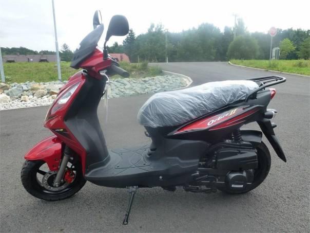 SYM Ostatní Orbit II 125, foto 1 Auto – moto , Motocykly a čtyřkolky | spěcháto.cz - bazar, inzerce zdarma