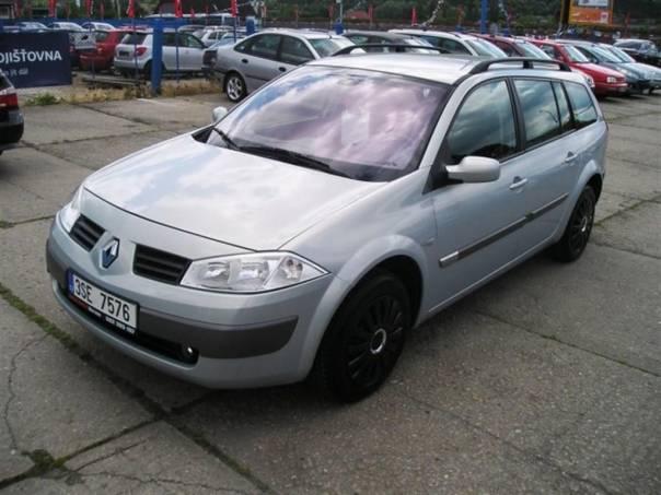 Renault Mégane 1,6i 16V KLIMATRONIK, foto 1 Auto – moto , Automobily   spěcháto.cz - bazar, inzerce zdarma
