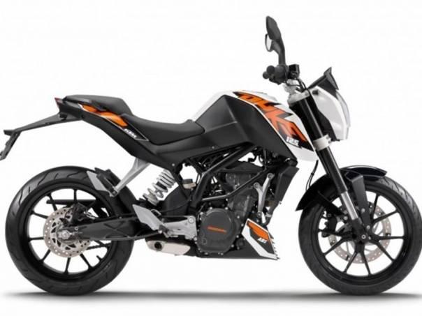 KTM  125 Duke  ABS, foto 1 Auto – moto , Motocykly a čtyřkolky | spěcháto.cz - bazar, inzerce zdarma