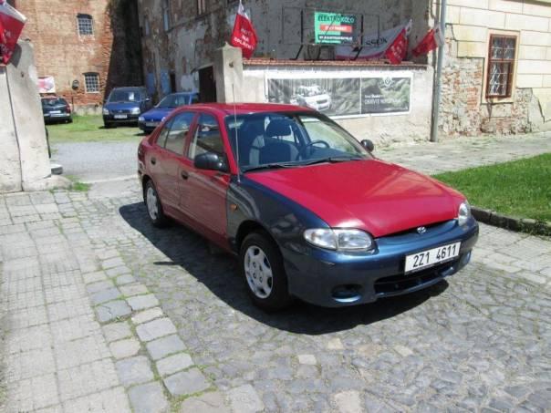 Hyundai Accent 1,5, foto 1 Auto – moto , Automobily | spěcháto.cz - bazar, inzerce zdarma