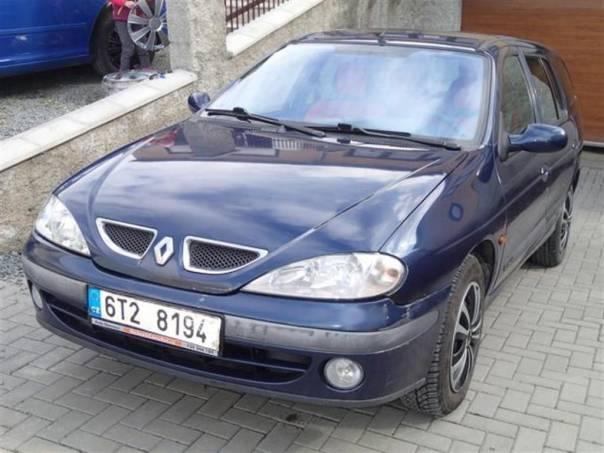 Renault Mégane 1,9DCi 75kW Klima,tažné, foto 1 Auto – moto , Automobily | spěcháto.cz - bazar, inzerce zdarma
