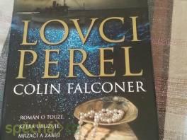 Lovci perel . román , Hobby, volný čas, Knihy  | spěcháto.cz - bazar, inzerce zdarma