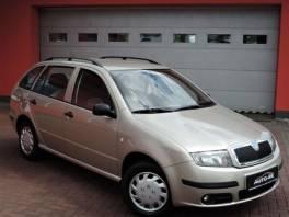 Škoda Fabia 1.4i 16V CLASIC KLIMA  , Auto – moto , Automobily    spěcháto.cz - bazar, inzerce zdarma