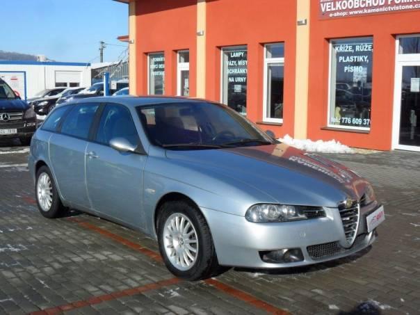 Alfa Romeo 156 SW 1,9 JTD 110kW, foto 1 Auto – moto , Automobily | spěcháto.cz - bazar, inzerce zdarma