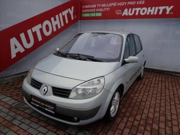 Renault Scénic 1,9 dCI, digiklima, kůže, foto 1 Auto – moto , Automobily | spěcháto.cz - bazar, inzerce zdarma