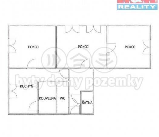 Pronájem bytu 3+1, Opava, foto 1 Reality, Byty k pronájmu | spěcháto.cz - bazar, inzerce