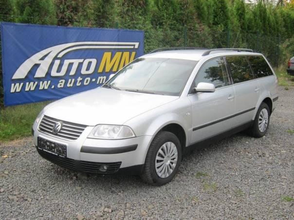 Volkswagen Passat 1.9 TDI, foto 1 Auto – moto , Automobily | spěcháto.cz - bazar, inzerce zdarma