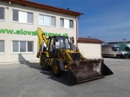 FIAT ALLIS B7B 8TS traktorbager 4x4 >vin 035