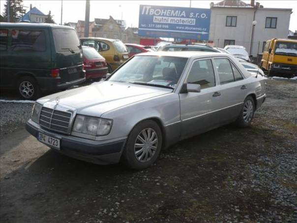 Mercedes-Benz 124 3.0D Diesel, foto 1 Auto – moto , Automobily | spěcháto.cz - bazar, inzerce zdarma