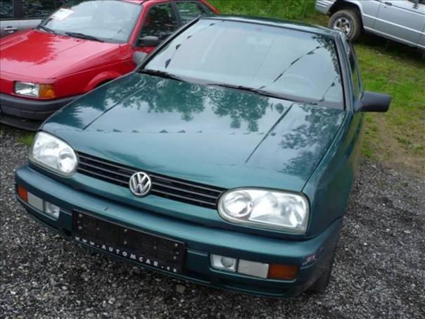 Volkswagen Golf 2.0, foto 1 Auto – moto , Automobily   spěcháto.cz - bazar, inzerce zdarma
