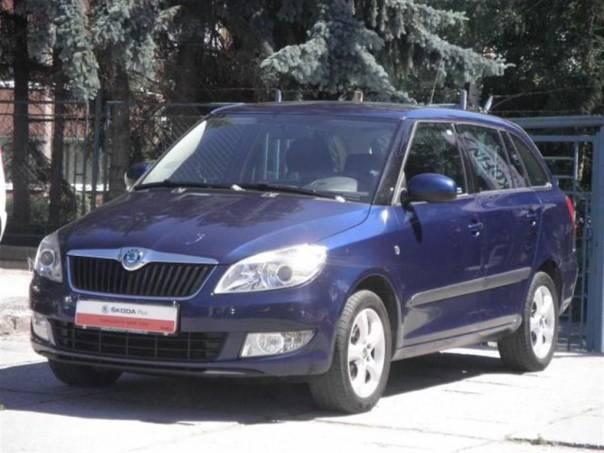 Škoda Fabia Combi 1,6 TDi Elegance, foto 1 Auto – moto , Automobily   spěcháto.cz - bazar, inzerce zdarma