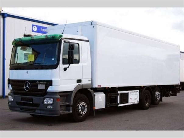 ACTROS 2541 6x2 mrazák, foto 1 Užitkové a nákladní vozy, Nad 7,5 t | spěcháto.cz - bazar, inzerce zdarma