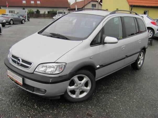 Opel Zafira 2.2 16V Elegance nové v CZ, foto 1 Auto – moto , Automobily | spěcháto.cz - bazar, inzerce zdarma