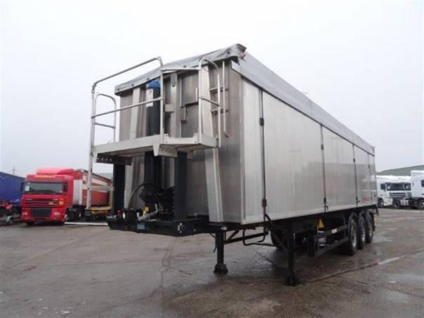sklapač 56,5 m3 , hlinikova nadstavba, foto 1 Užitkové a nákladní vozy, Přívěsy a návěsy | spěcháto.cz - bazar, inzerce zdarma
