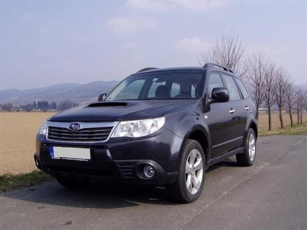 Subaru Forester 2,0D 6MT 4x4, foto 1 Auto – moto , Automobily | spěcháto.cz - bazar, inzerce zdarma
