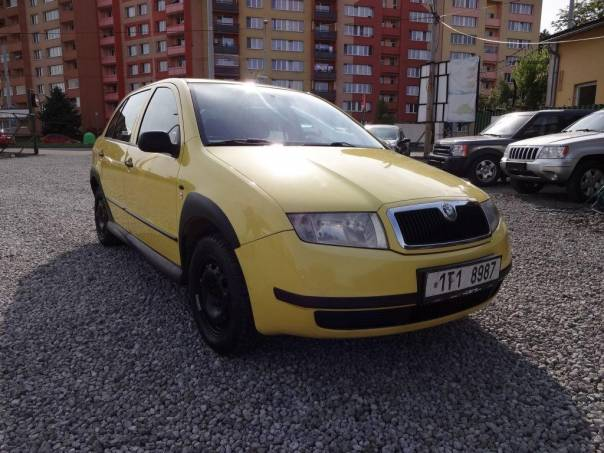 Škoda Fabia 1.4 MPi,LPG,EKO DAŇ ZAPL., foto 1 Auto – moto , Automobily | spěcháto.cz - bazar, inzerce zdarma