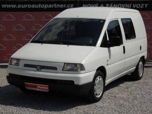 Peugeot Expert 2,0 HDi 80 kW 5 míst KLIMA TAŽ, foto 1 Užitkové a nákladní vozy, Autobusy   spěcháto.cz - bazar, inzerce zdarma