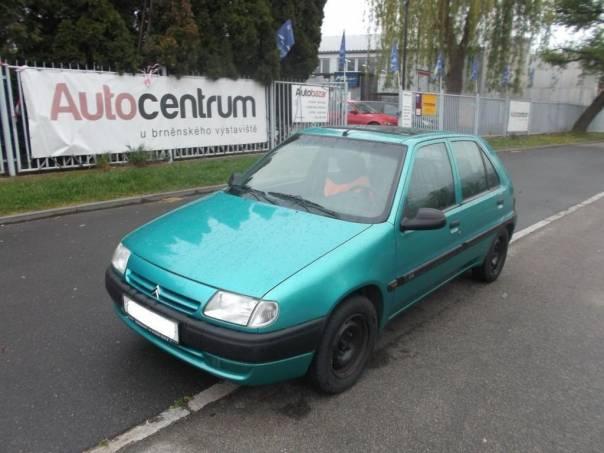 Citroën Saxo 1.5 D 5dv. - SADA KOL NAVÍC, VYHŘ.SEDADLA, foto 1 Auto – moto , Automobily | spěcháto.cz - bazar, inzerce zdarma
