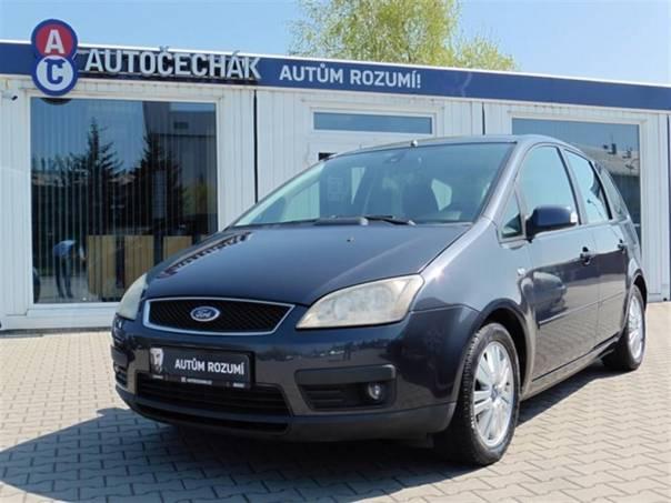 Ford C-MAX 1.6 TDCi GHIA, digi KLIMA, serviska, foto 1 Auto – moto , Automobily | spěcháto.cz - bazar, inzerce zdarma