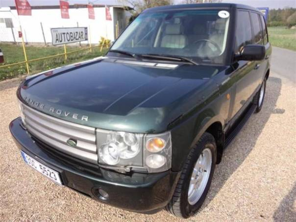 Land Rover Range Rover 3.0 TD, foto 1 Auto – moto , Automobily | spěcháto.cz - bazar, inzerce zdarma