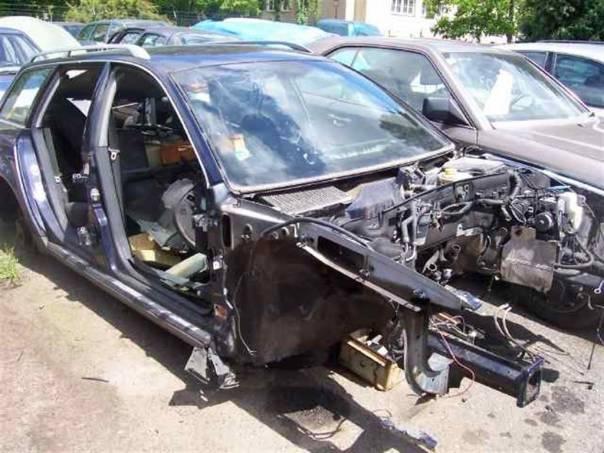 Audi A6 skelet karoserie, foto 1 Náhradní díly a příslušenství, Osobní vozy | spěcháto.cz - bazar, inzerce zdarma